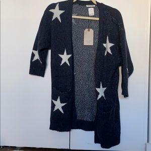 Zara new with tags 3/4 kids sweater